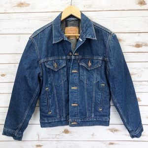 VTG Levi's Trucker Denim Jacket Sz S / M